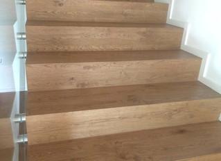 Pavimenti e scale in legno su misura - Alcune foto dei nostri ultimi lavori