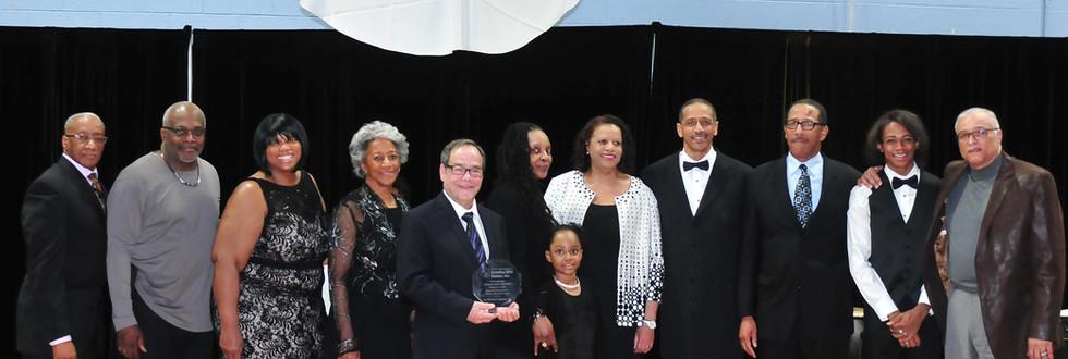 Honoree Dr. Michael A. Lambert