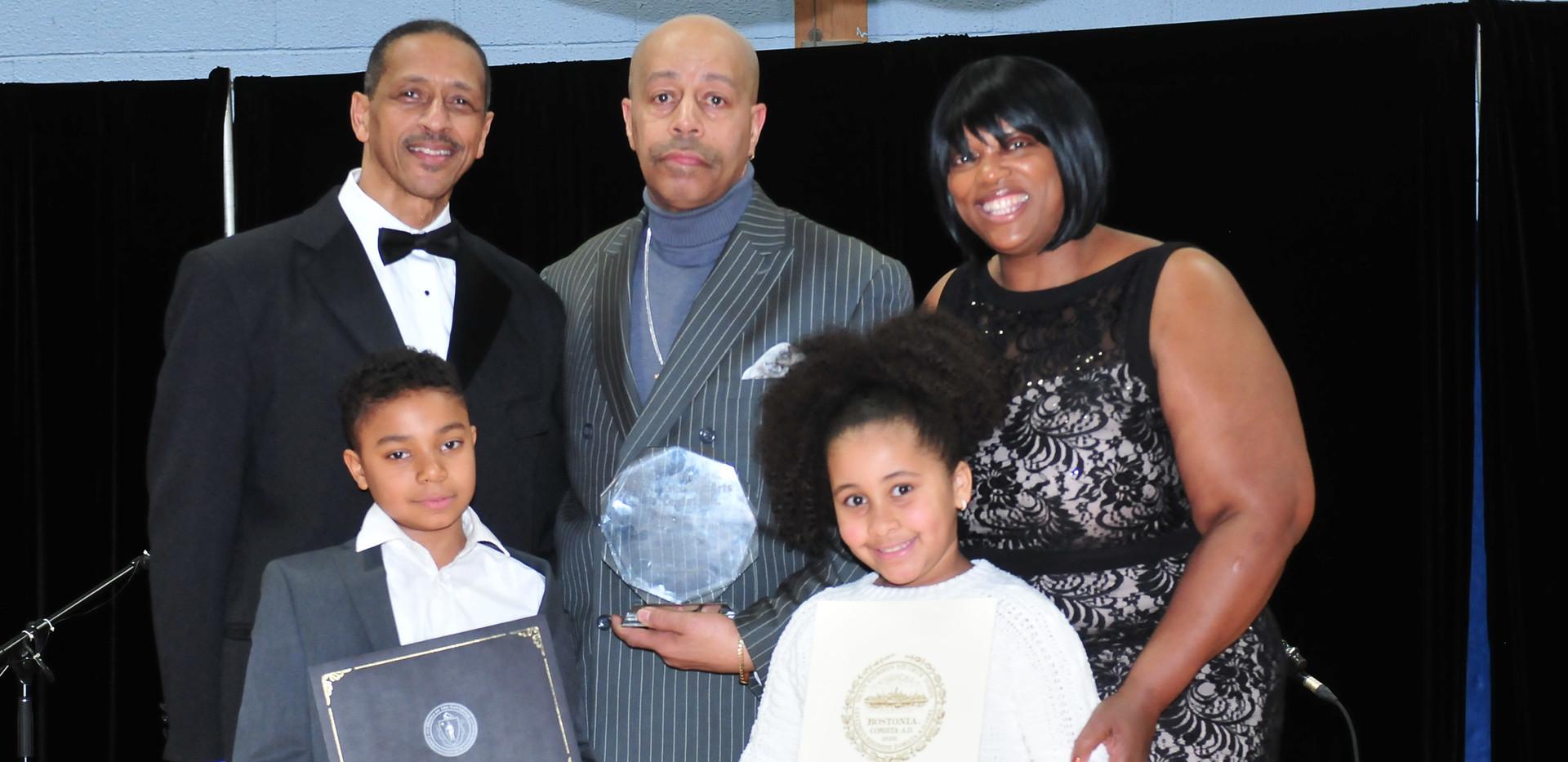 Honoree Tony Richards Sr.