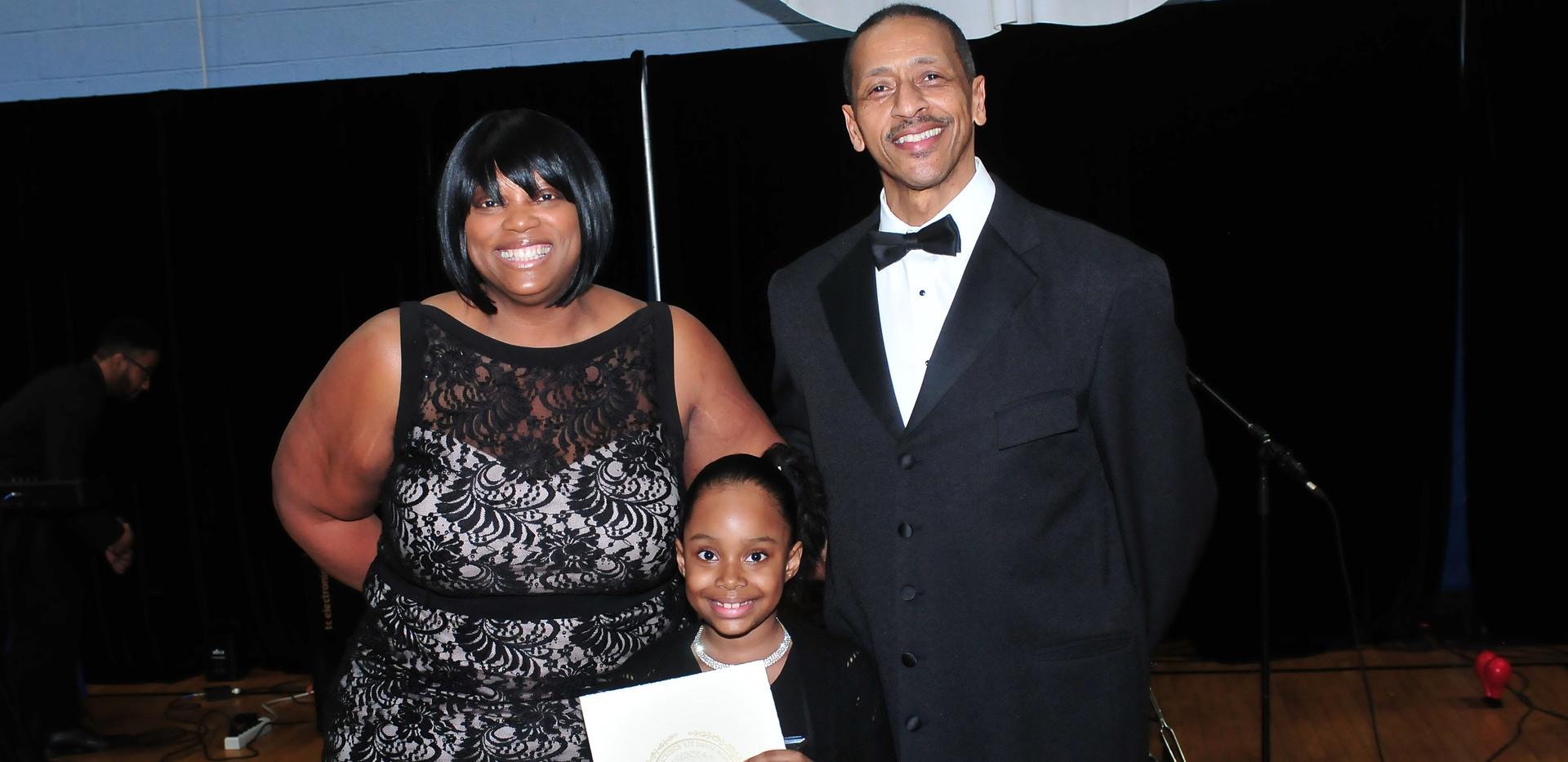 Honoree Stardom R. Brown Blakey
