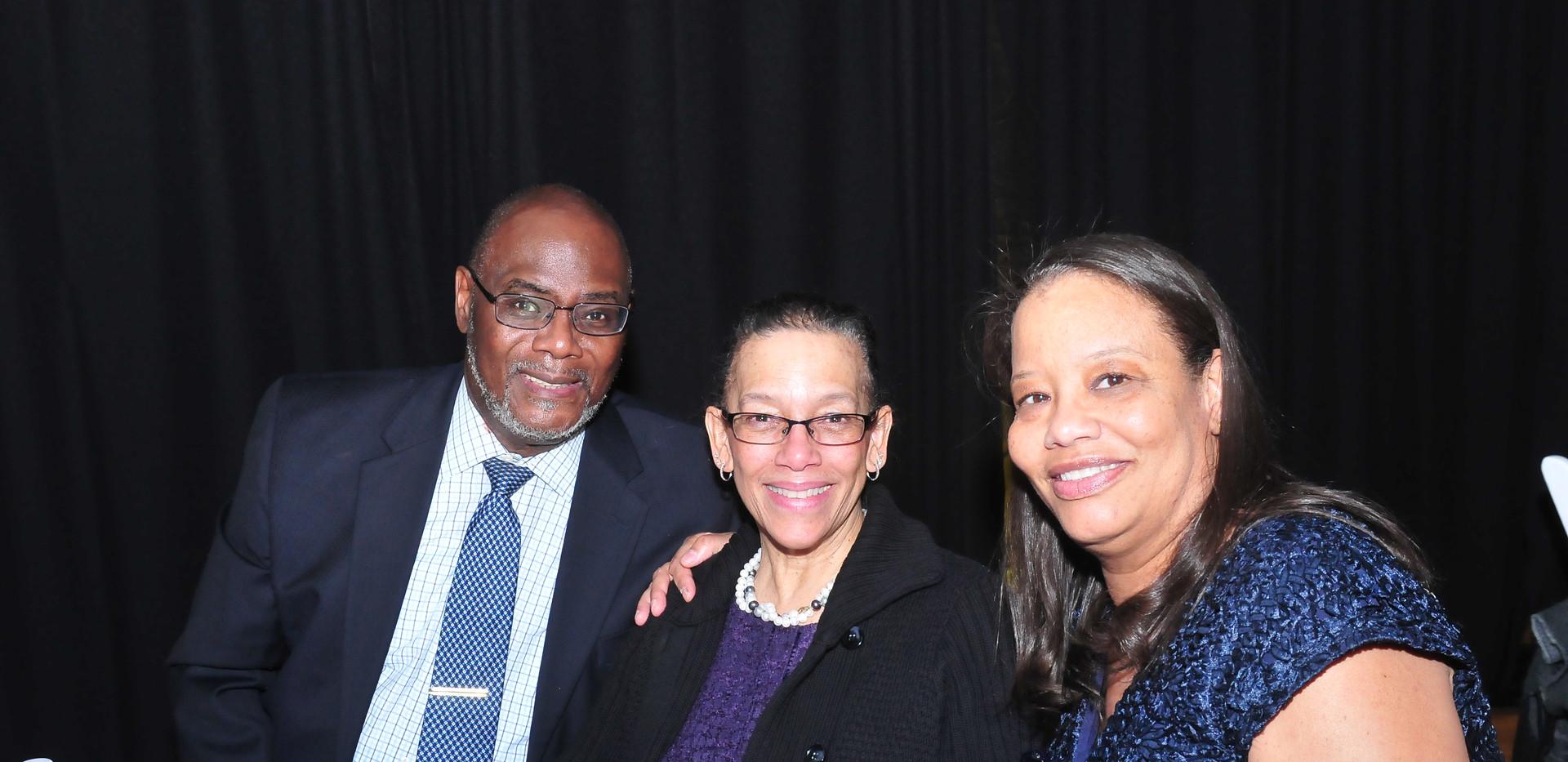 Judge Leslie Earl Harris & Wife