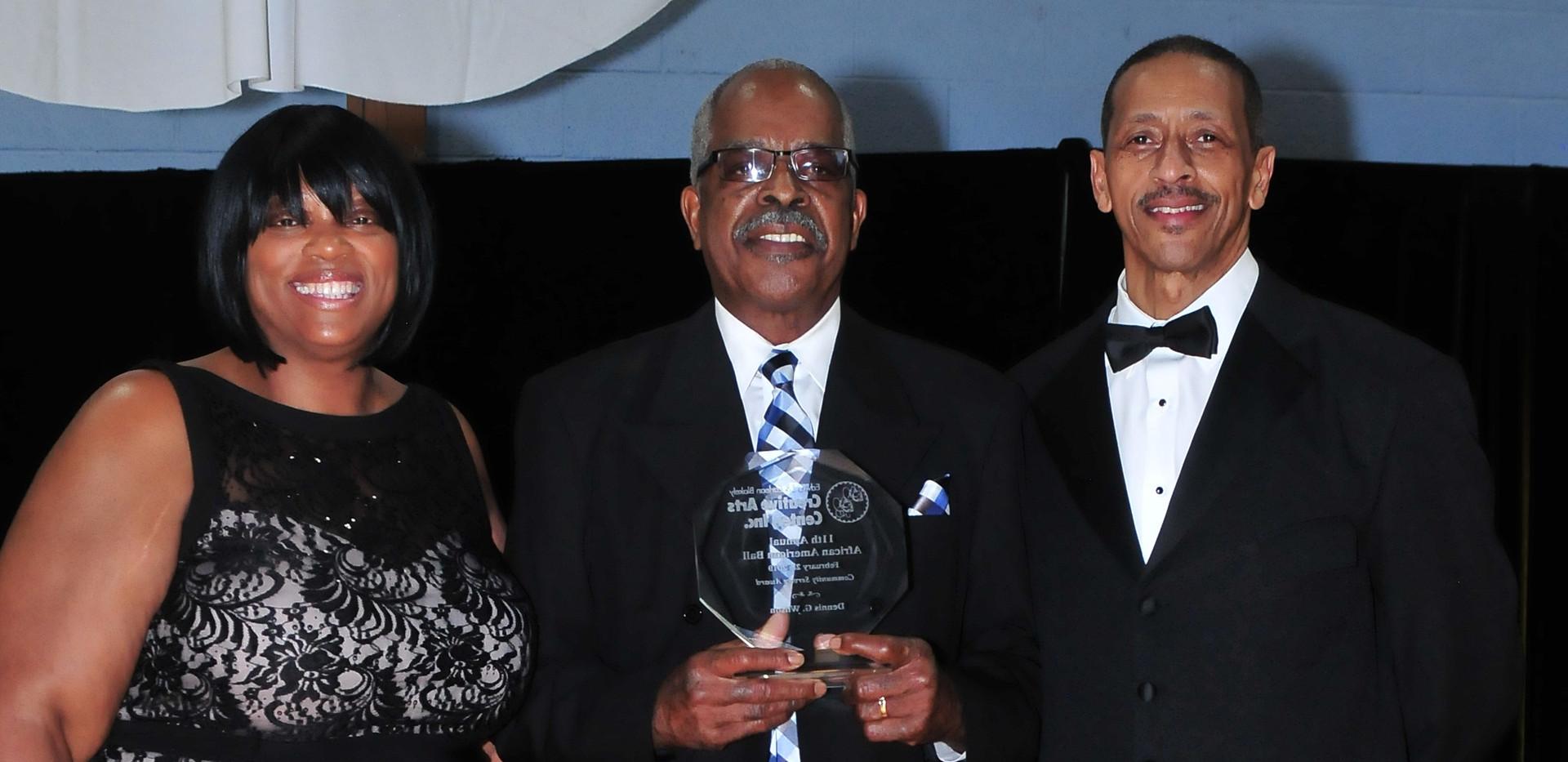 Honoree Dennis G. Wilson
