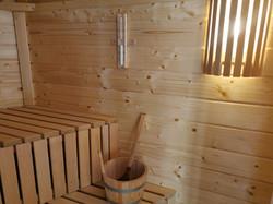 sauna domaine de kérizel ambon morbihan