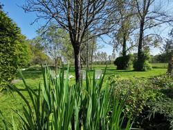jardin zen domaine de kérizel ambon morb