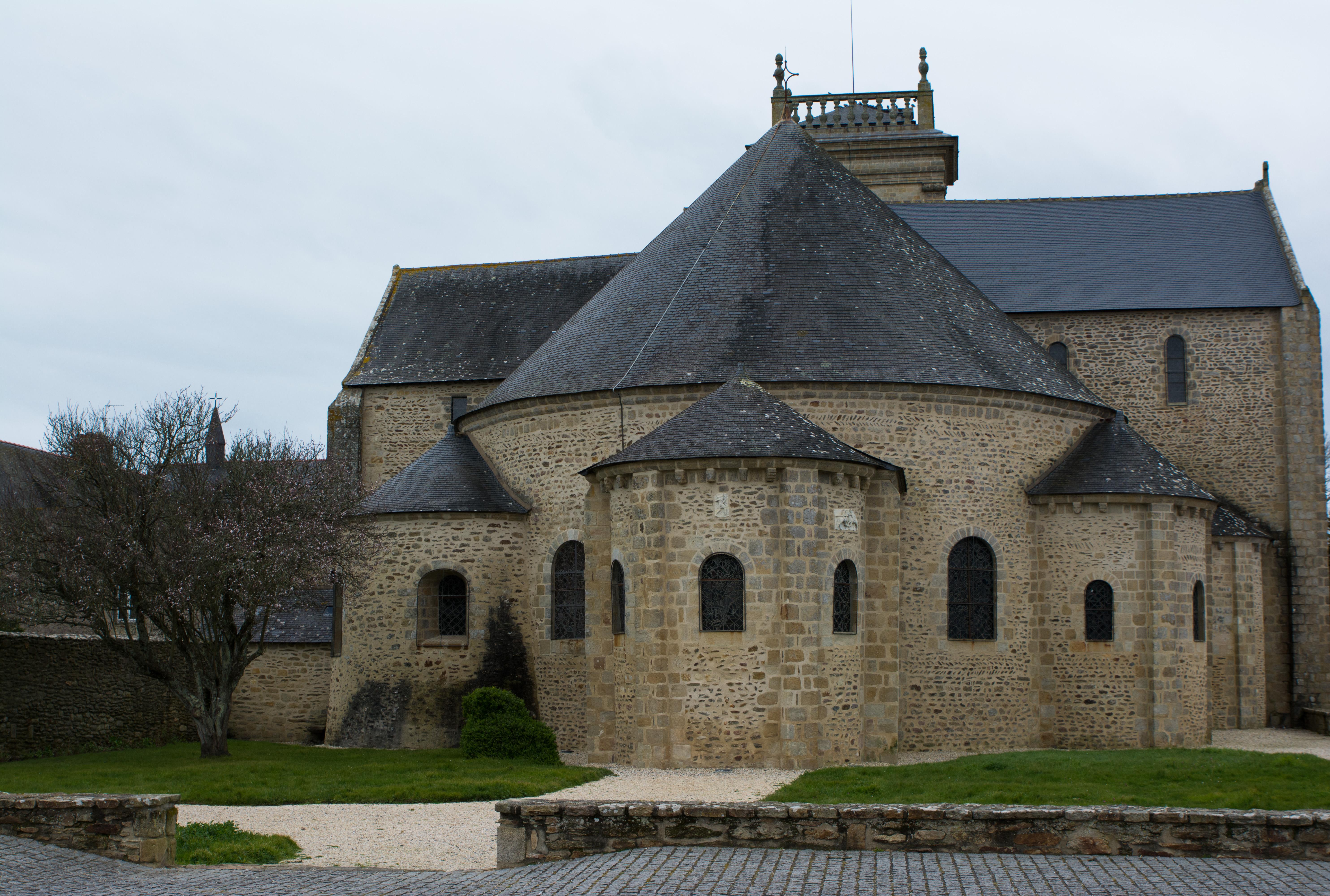 abbaye de st gildas de rhuys