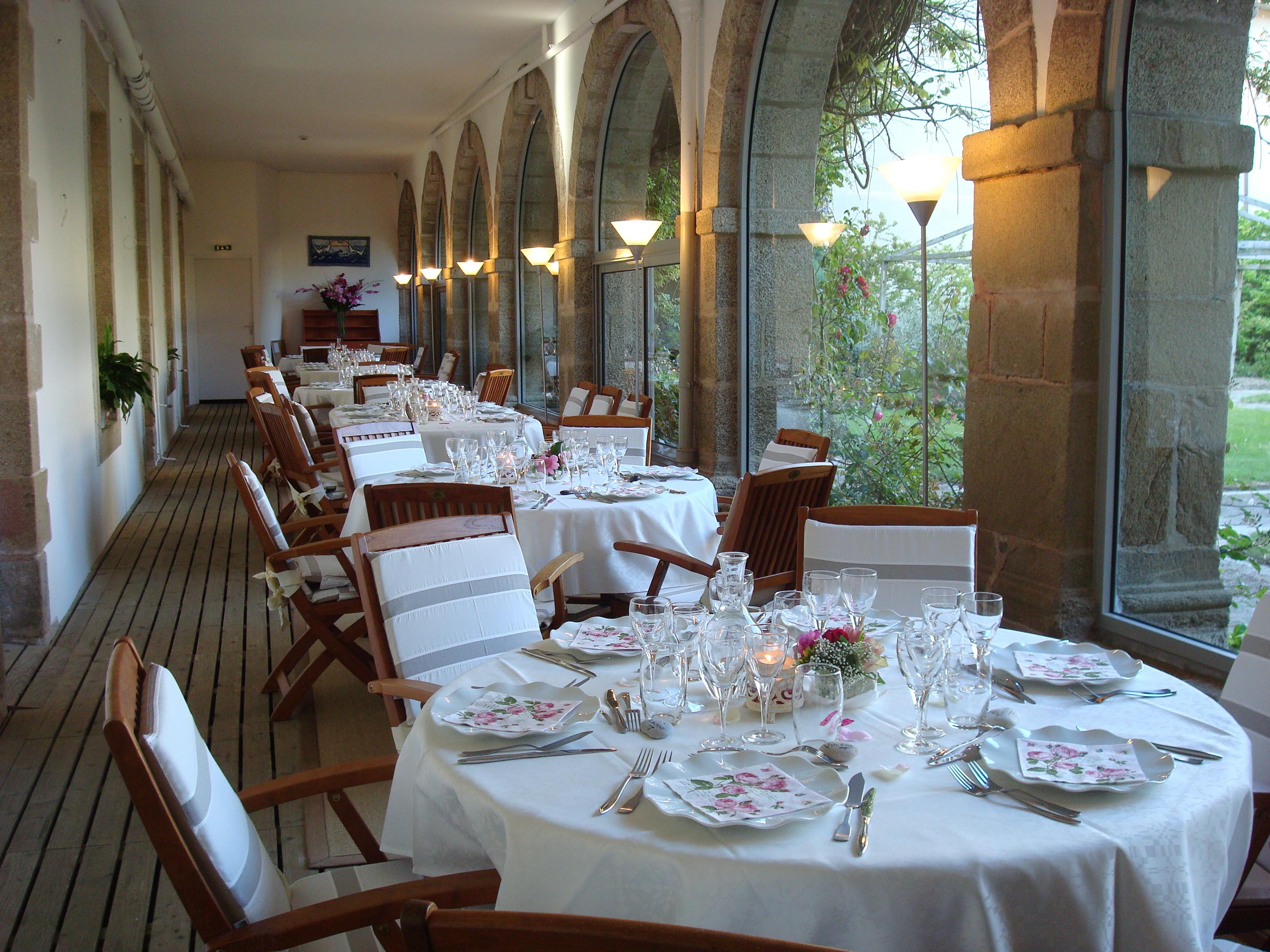 moments ressources abbaye st gildas de rhuys semaine relaxation morbihan bretagne restaurant