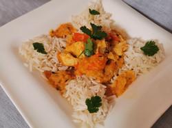 curry poulet cours cuisine ayurvedique v