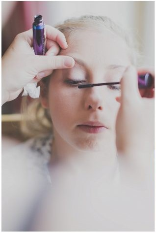 Wedding touch ups