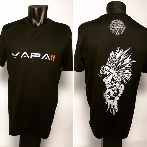 Yapaii Black Unisex Tshirt