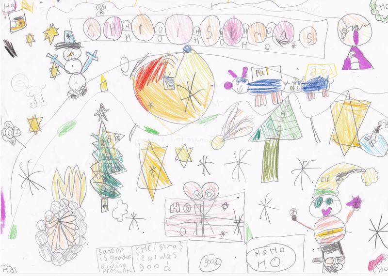 Tonyrefail Primary 1st - Summer Hembrow