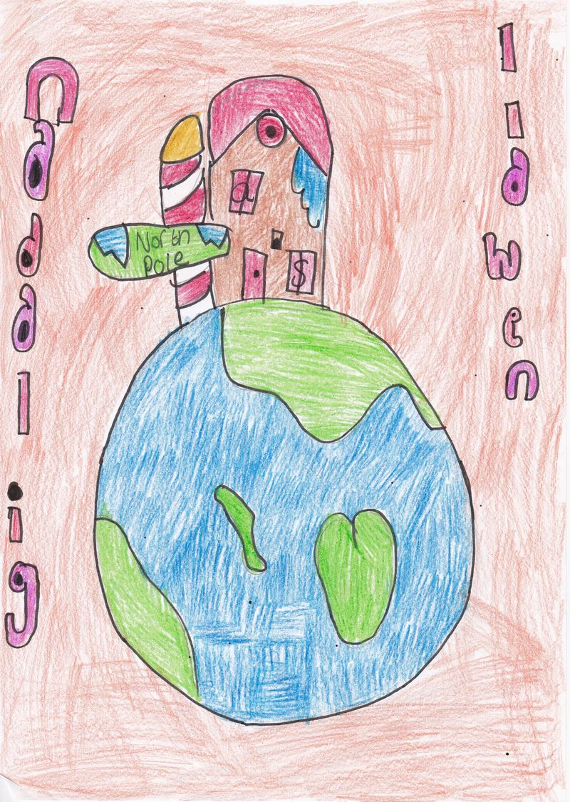 Tonyrefail Primary 3rd - Kiara Williams
