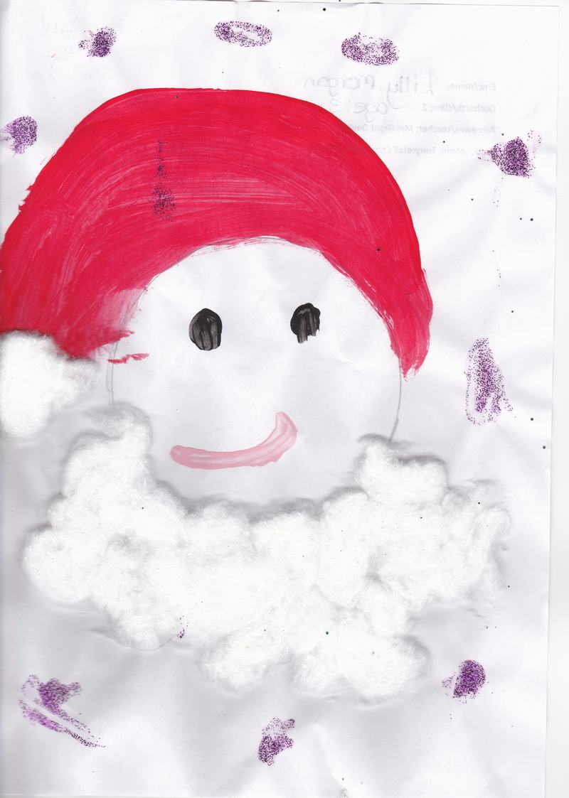 Tonyrefail Primary 2nd - Lilly Morgan