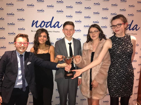 NODA Awards in Blackpool