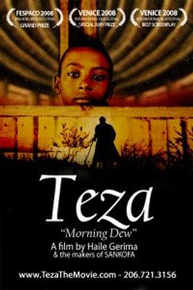 """Teza """"Morning Dew"""""""