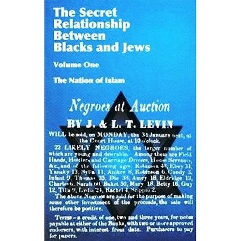 The Secret Relationship Between Blacks & Jews pt1