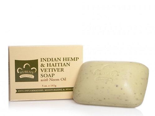 Indian Hemp & Haitian Vetiver