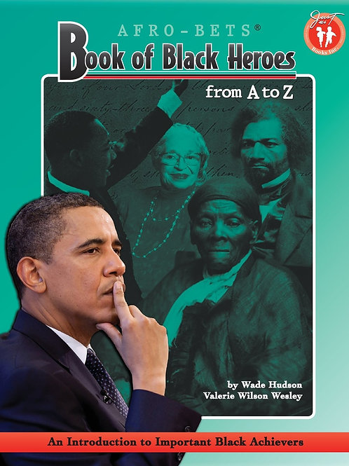 Book of Black Heros From A to Z