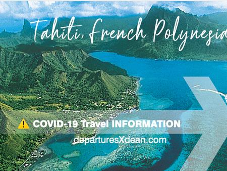 COVID Info for Tahiti, French Polynesia