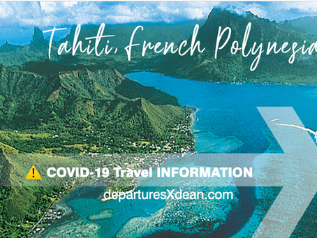 COVID Info for Tahiti, French Polynesia