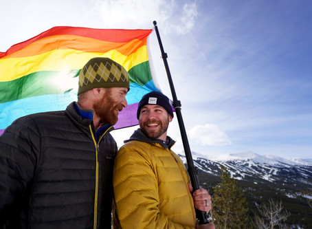 3rd Annual Breck Pride Kicks Off April 3-7, 2019