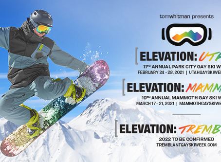 Elevation Utah Gay Ski Week