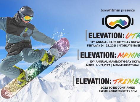 Elevation Utah Gay Ski Week