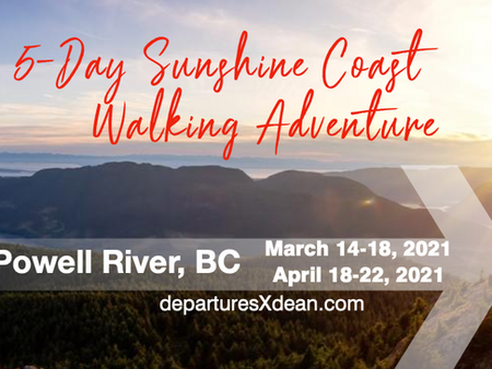 5-Day Sunshine Coast Walking Adventure
