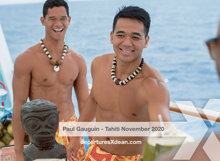 10-day French Polynesia + Tuamotus on the award winning m/s Paul Gauguin