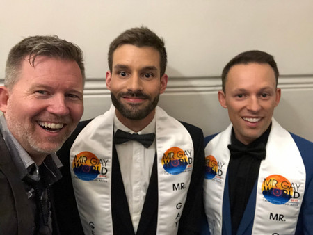 Mr. Gay World 2019 - Cape Town