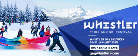 WinterPRIDE is now Whistler Pride + Ski Fest | Book by Aug 31