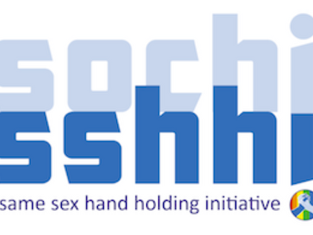 Pride House International launches same-sex hand-holding campaign for Sochi Olympics