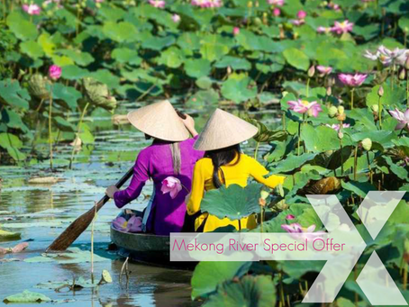 Discover the Majestic Mekong