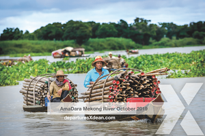 AmaDara enchanting 7-day river cruise on the Mekong sailing from Ho Chi Minh City to Siem Reap