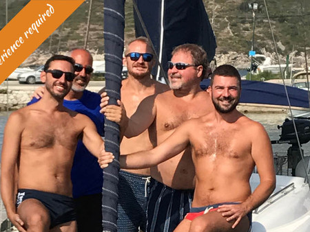 Mykonos Gay Sailing