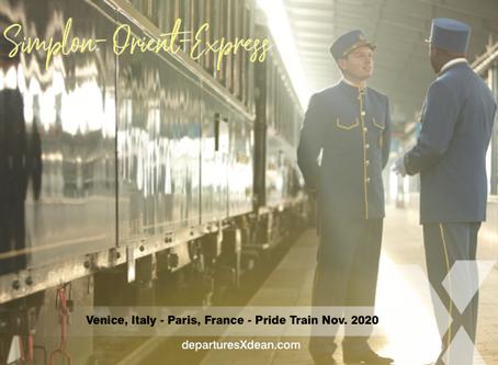 Venice Simplon-Orient Pride Express