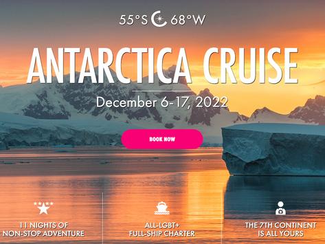 VACAYA Antarctica LGBTQ Cruise