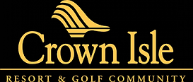 Crown Isle Resort Golf logo.png
