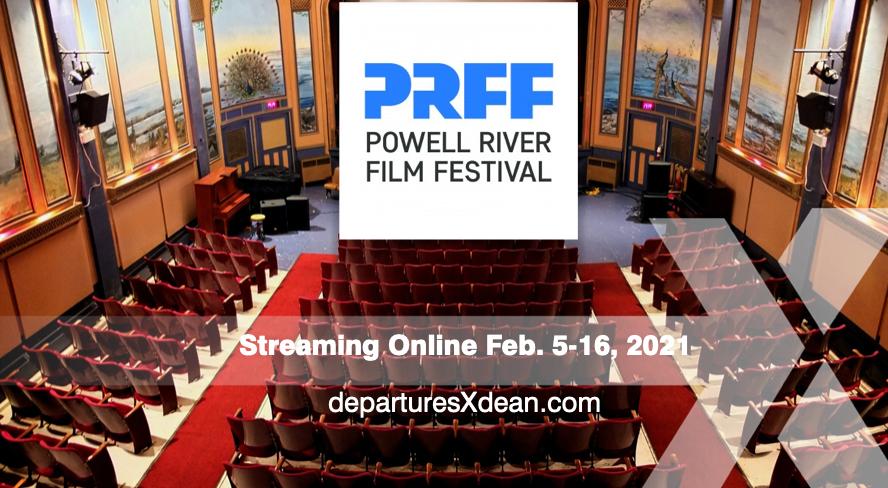 Powell River Film Festival (PRFF) 2021