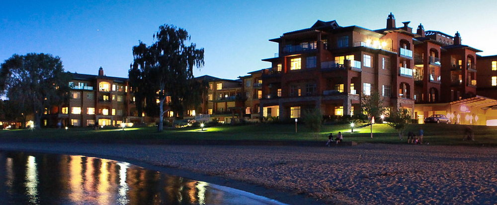 Watermark Beach Resort Osoyoos Luxury Wine Tour