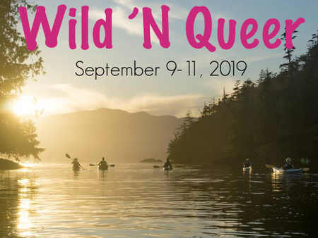 Wild N Queer 3-Day Kayak Expedition