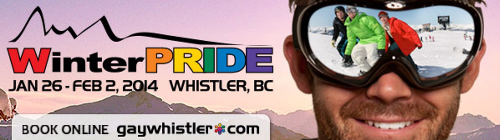 WinterPRIDE 2014 at Whistler Blackcomb - whistler pride and ski festival