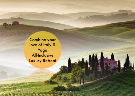 2019 Tuscan Bliss & Wellness Retreat