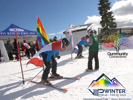 Qummunity Connections VIP Charity Ski Race