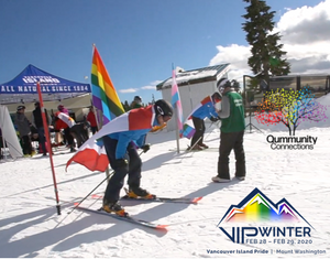 QUMMUNITY Connections VIP Charity Ski Race Feb 29 2020