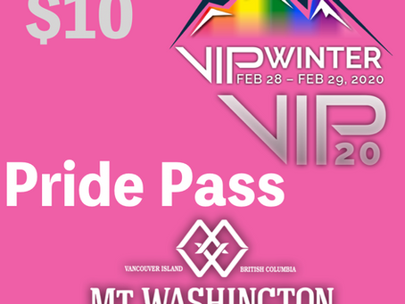 Mount Washington Pride Pass