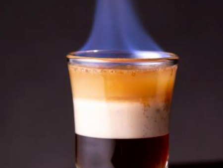 B-52 Classic Canadian Cocktail