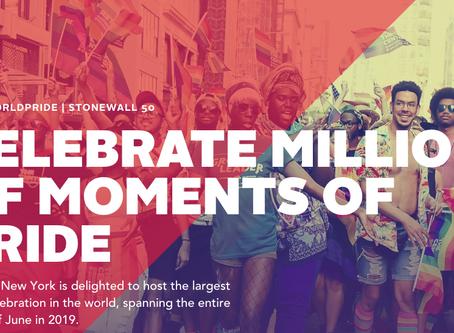 WorldPride 2019 NYC
