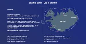 Luxury LGBTQ All-Gay Cruise around Iceland