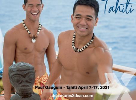 April 2021 10-day French Polynesia + Tuamotus on the award winning m/s Paul Gauguin