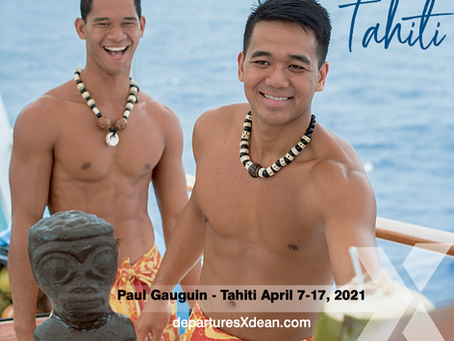 April 2021 10-day French Polynesia + Tuamotus on the award winning m/s Paul Gauguin